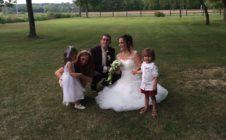 Mariage Mélanie et Fabien – 26-08-17