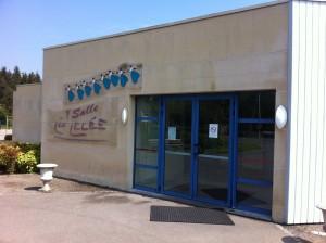 Salle Léo Lélée - Extérieur