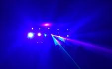 Nouveau Laser Multicouleur