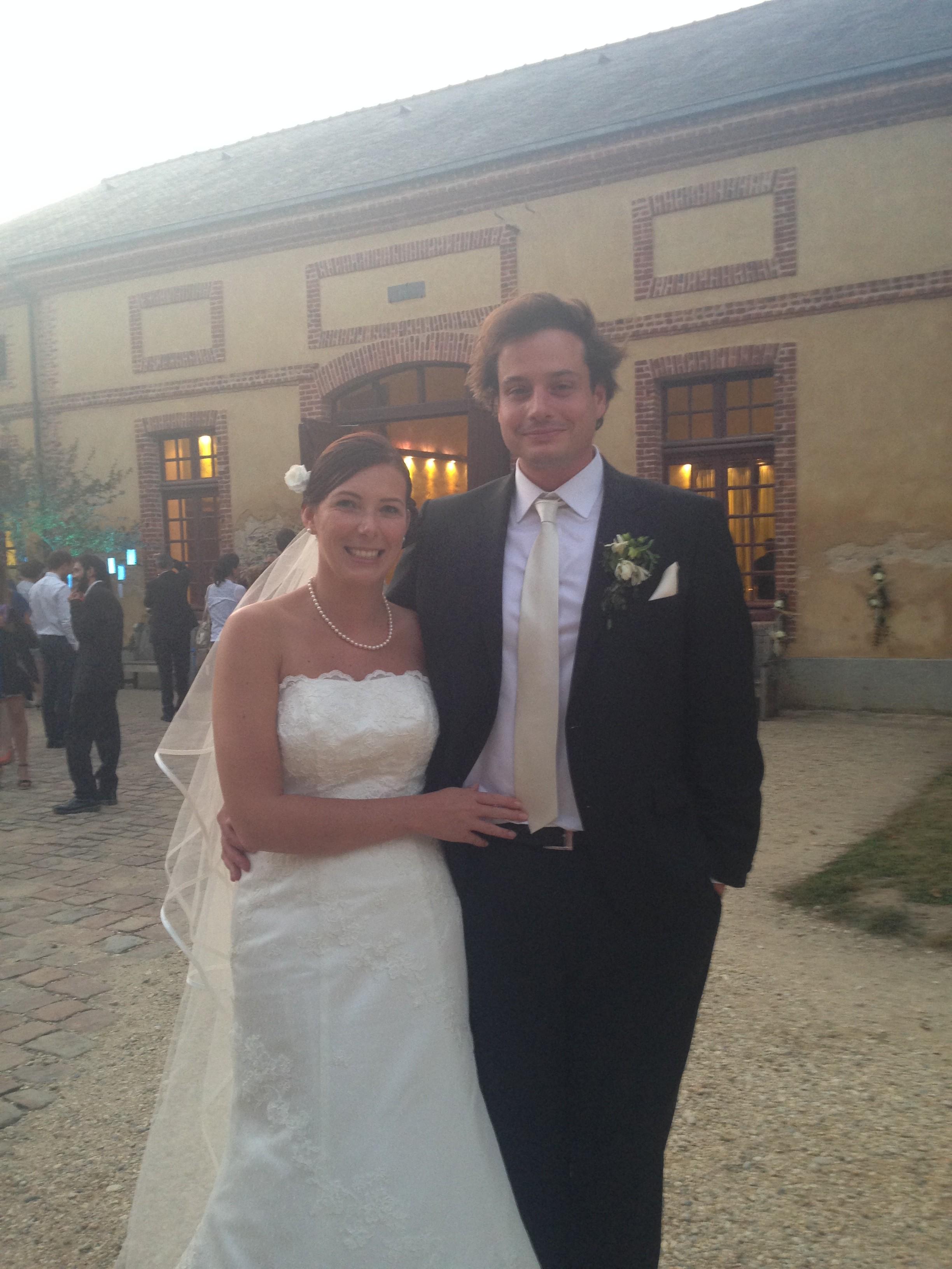 Mariage Sandrine et Adrien – 27-09-2014